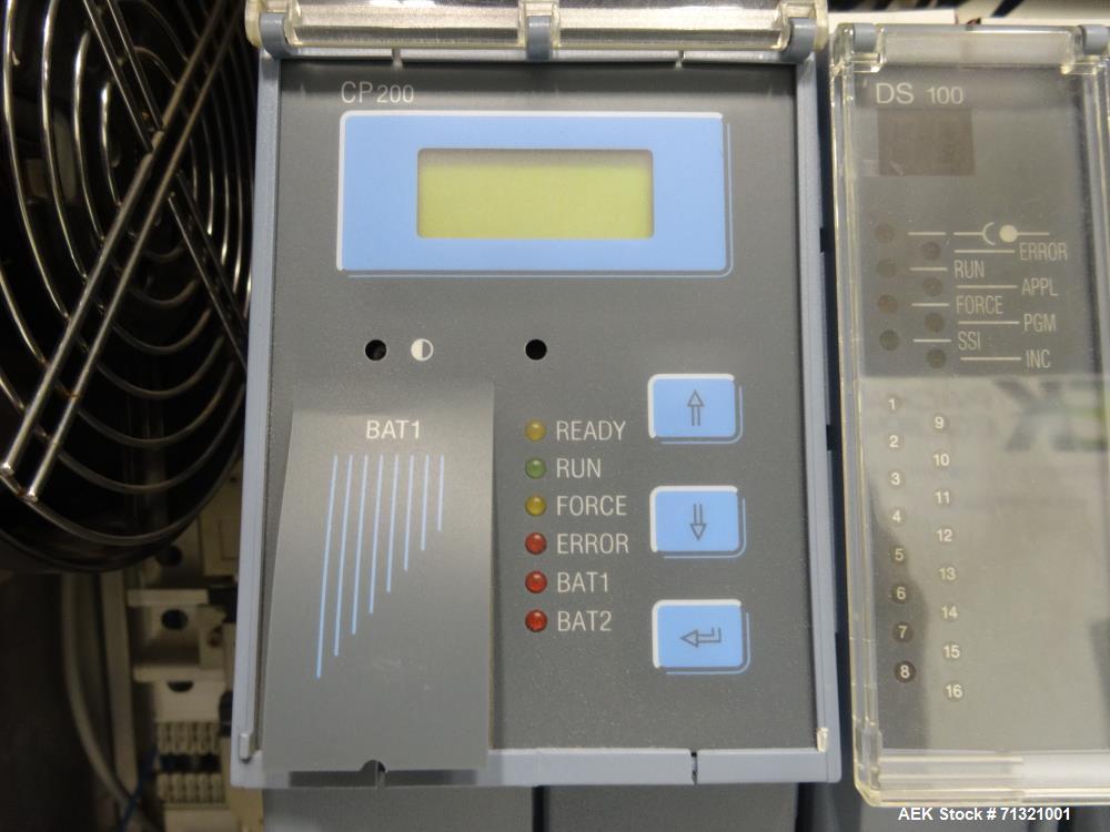 Used- Uhlmann Model C 2205 Automatic Horizontal Tuck Cartoner