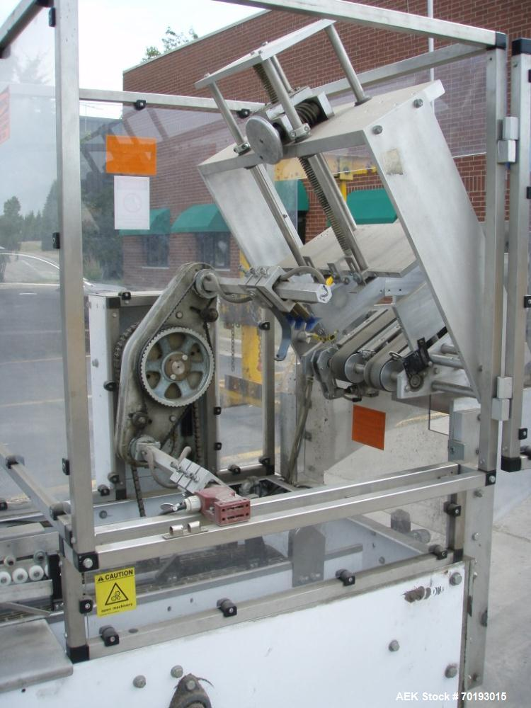 Used-Adco Model 15D105-EC Hand Load Horizontal Cartoner