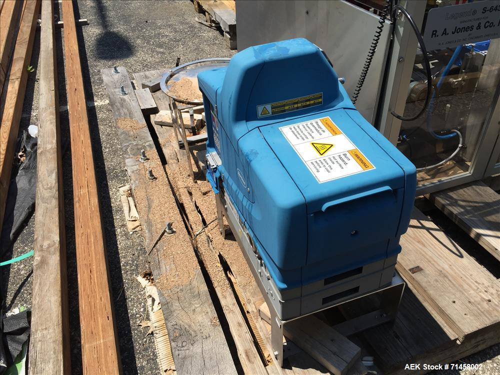 Used- Jones Legend Series L200 Semi Automatic Horizontal Cartoner