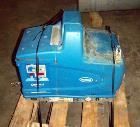 Used- Adco Semi Automatic Horizontal Cartoner, Model 15D105-SS. Set on 12