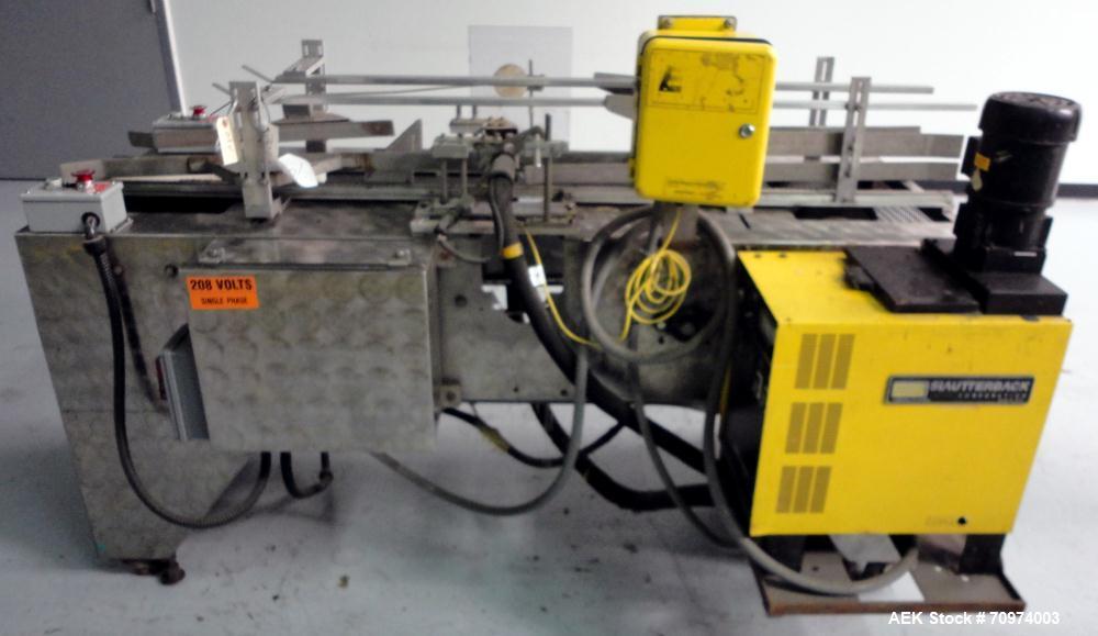 Used- Adco 15CHL Semi-Automatic Carton Sealer