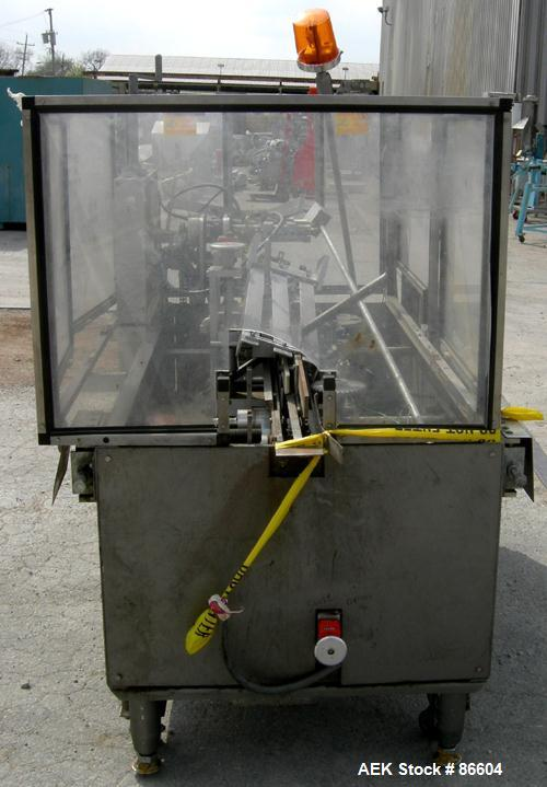 USED- Adco Carton Erector Bottom Closer, Model 15HS-300