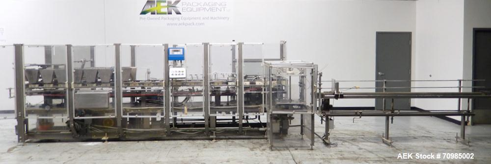 Used- Clybourn Model C Automatic Load Vertical Cartoner