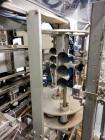Used- Tisma Vertical Automatic Volumetric Fill Cartoner with Nordson Verablue Si