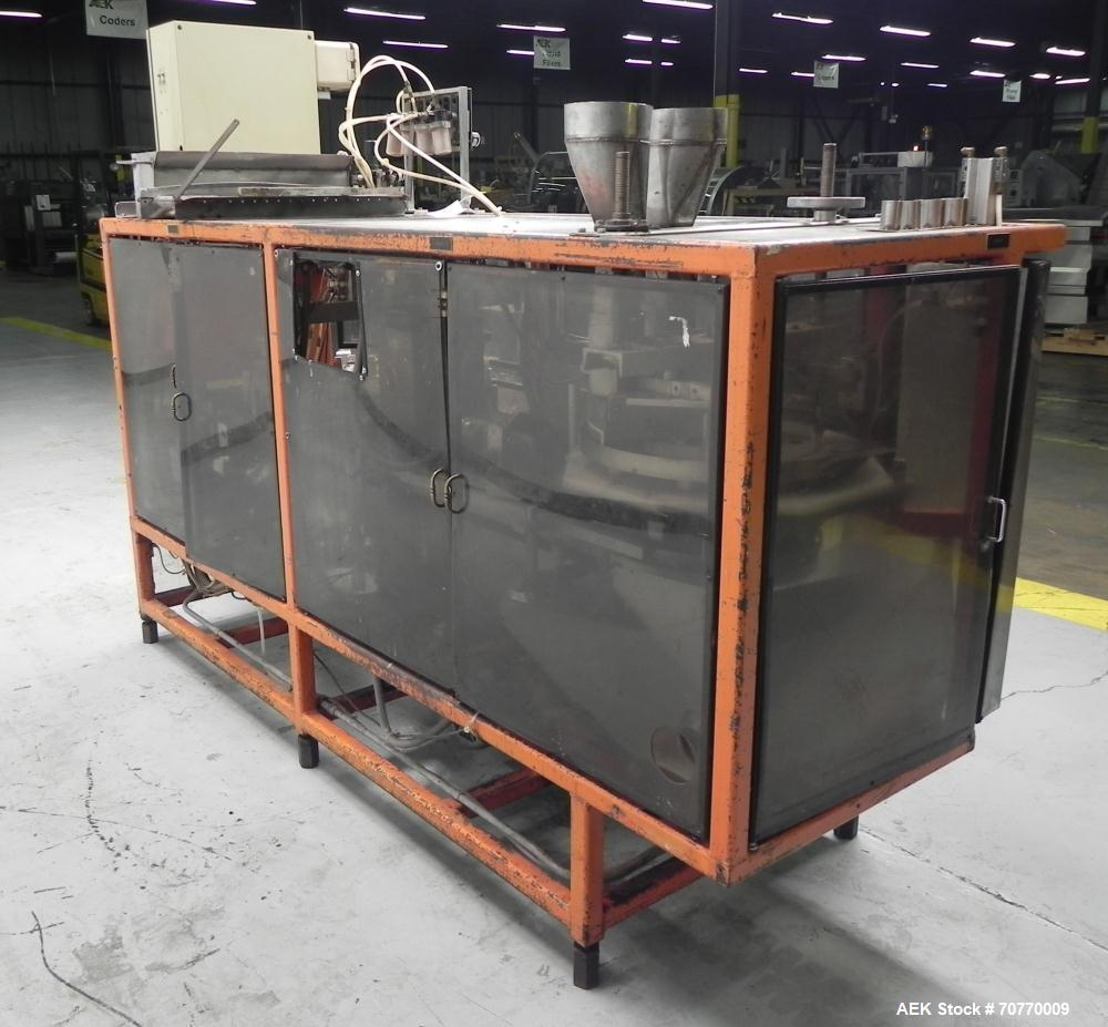 Used- Tisma Model TC-116 Vertical Cartoner