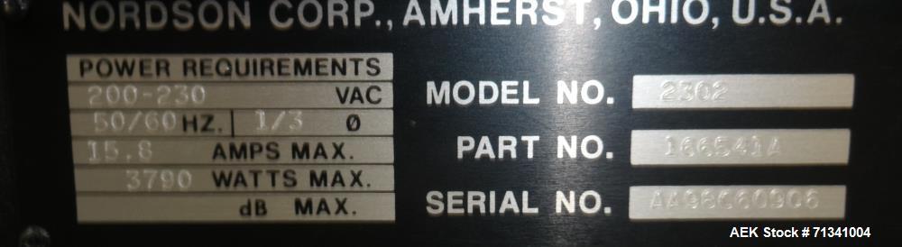 Used- Bivans Model 74T Vertuck Semi-Automatic Vertical Cartoner
