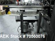 Used- Jones CMV5 Tuck Style Vertical Cartoner up to 120 CPM