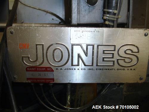 Used- Jones CMV6 Cartoner