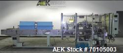 Used- Jones CMV5 Semi Automatic Continuous Motion Vertical Tuck Cartoner