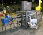 Used- Tisma (SWF) VT-100-RH Vertical Cartoner capable of speeds up to 200 cartons per minute. Unit has 7.5