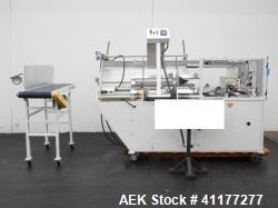 Used- SWF (Loveshaw Padlocker) Automatic Case Erector and Hot Melt Bottom Sealer