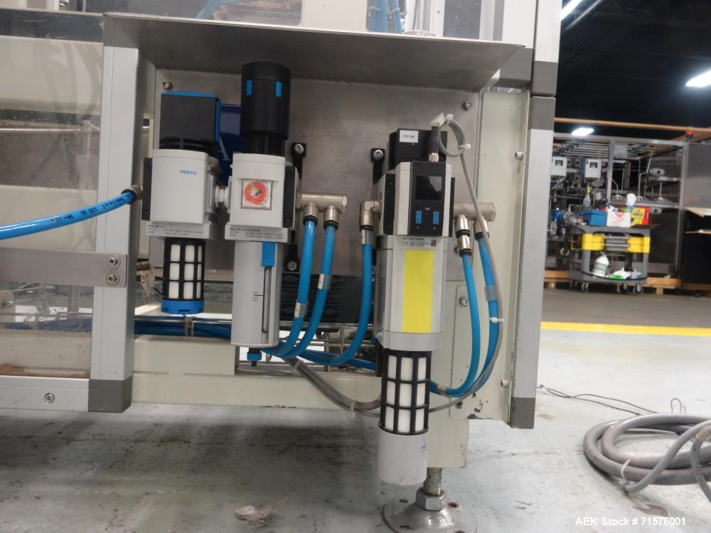 Used- TMG Automated Packaging Model Formec 4 (Gen II) Vertical Carton Erector