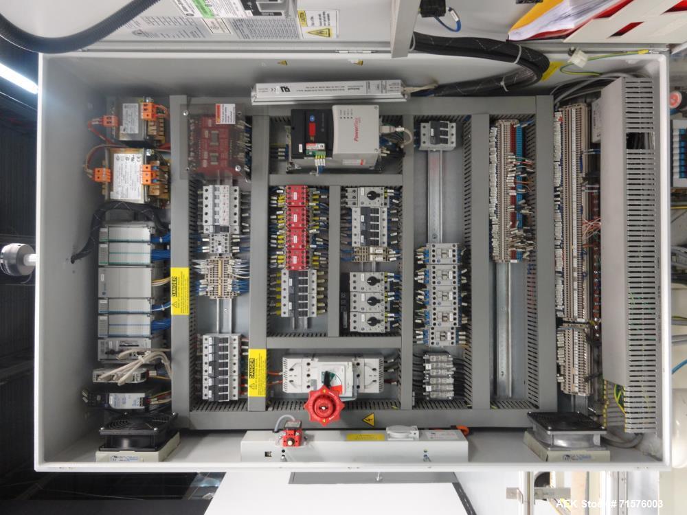 Used- TMG Automated Packaging Model Formec 4 (Gen II) Vertical Case Erector