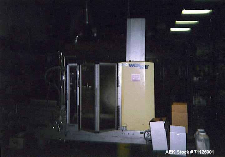 Used- Wexxar Automatic Case Former and Cold Glue Bottom Sealer