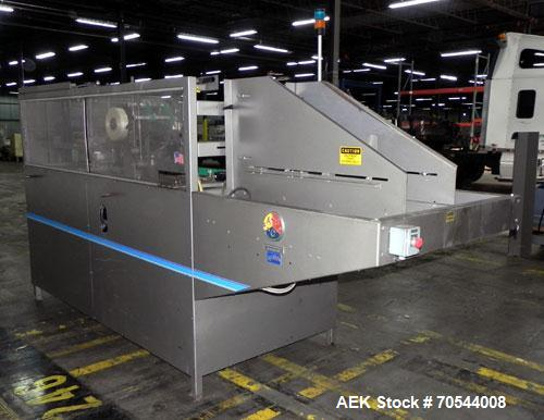 Used- ABC Side Seal Tape Case Erector, Model 112