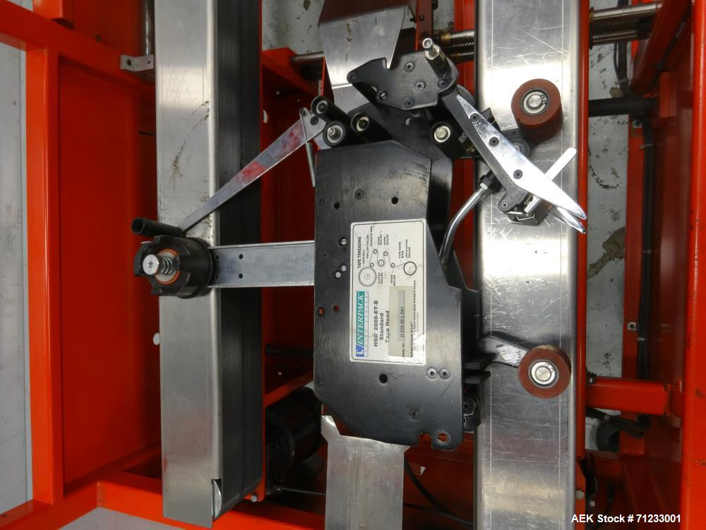 Used- Unisource Model UCE-100 Case Erector Sealer