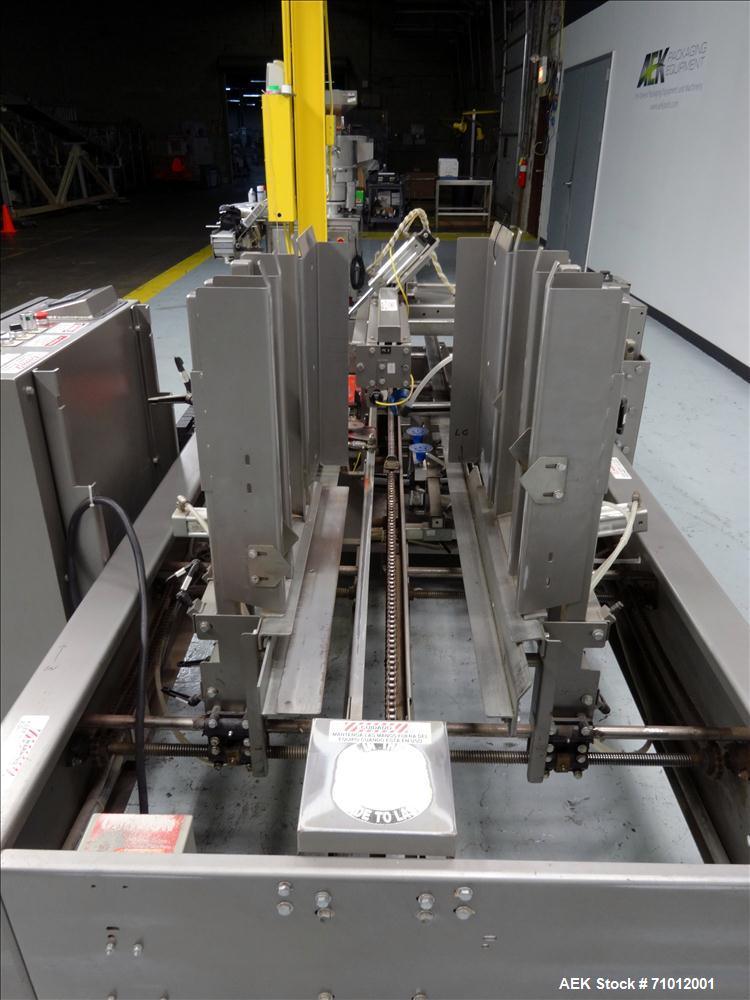 Used- MARQ Model S-HPE/LH/DL Case Erector and Bottom Taper