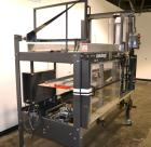 Used-Little David CF20T Case erector & Bottom Taper. Capable of 6 cases per minute. Case size range: (Length) 6