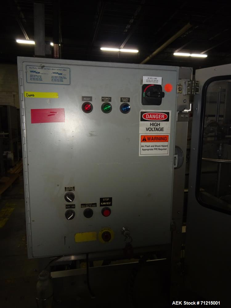 Used- Wexxar Model WFT Case Erector Sealer