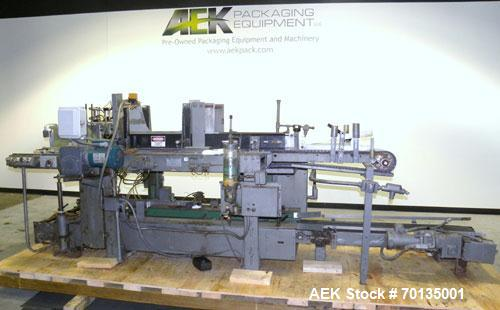 Used- Climax Packaging Machinery DP3-I-FC Drop Pack Casepacker