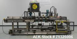 Used- Hartness Model 825 Automatic Drop Case Packer