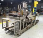 Used- Hartness Model 825 Automatic Drop Case Packer