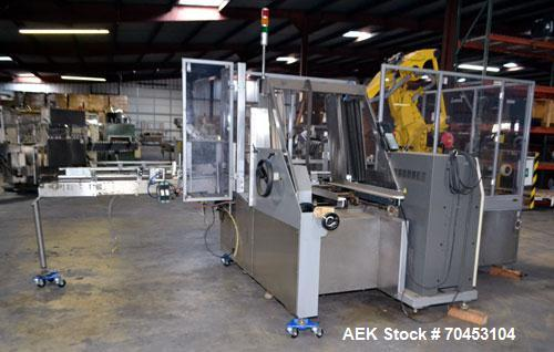 Used- ESS Technologies V30M Vertical Robotic Case Packer