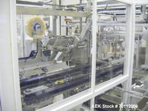 Used-Europak Automatic Top Load Case Packer