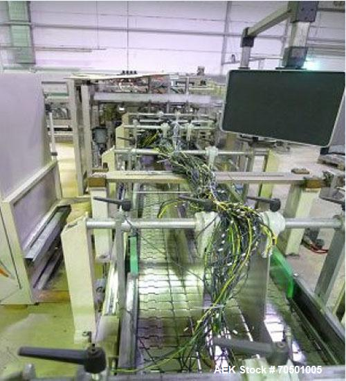 Used-Involvo Type PTF28MG Case Packer.