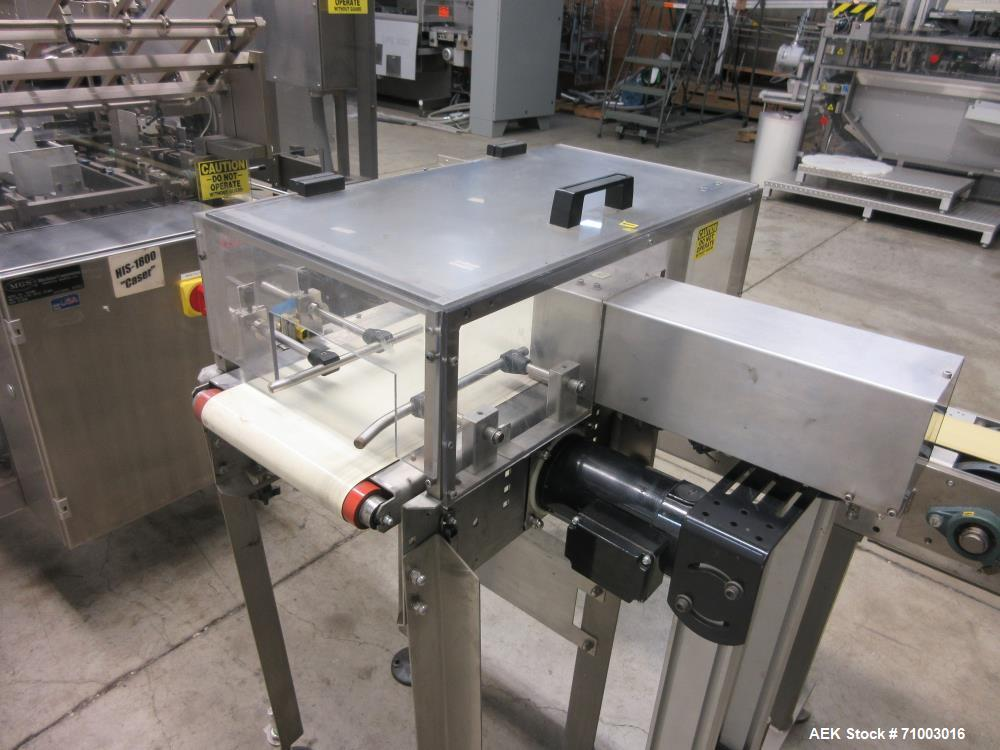 Used- MGS Model HIS-1800 Case Packer