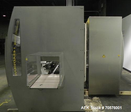 Unused- Christ Packaging (Skinetta) Model Case Teq 145 Advance Case Packer