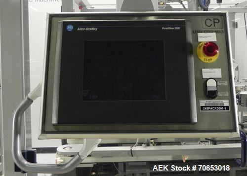 Used- Skinetta Model Pick & Place 2000 Robotic Case Packing System