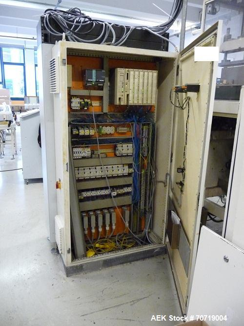 Used- Transnova Case Packer, Model V-760