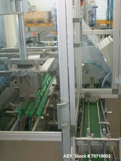 Used- V2 Engineering Erecting Filling and Closing Machine, Model V 105 FR