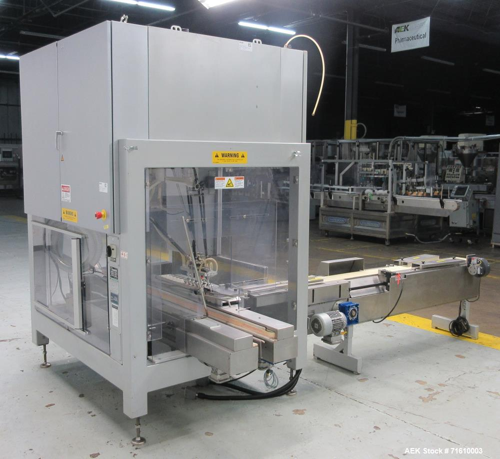 Used- Doboy Presto Robotic Top Load Case Packer