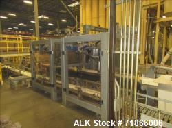 Used-Fallas Robotic Case Packer, Model R700 Adabot