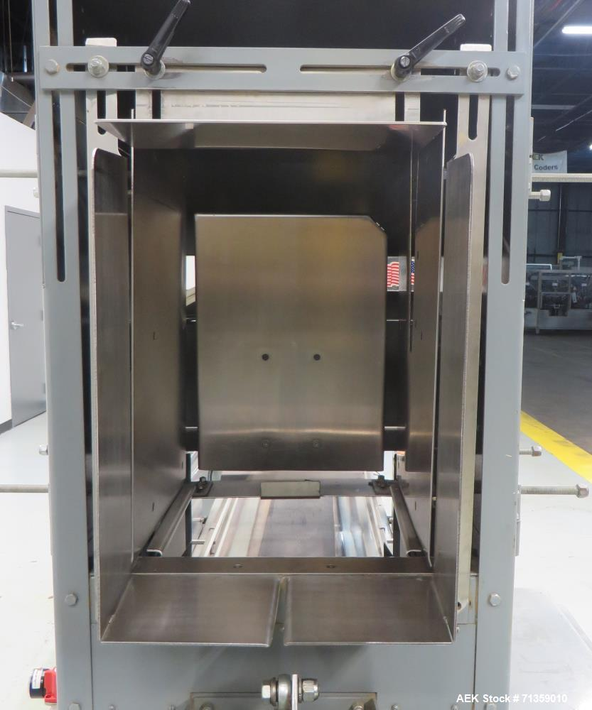 Used- A-B-C Model SPT-98 Semi-Automatic Case Packer