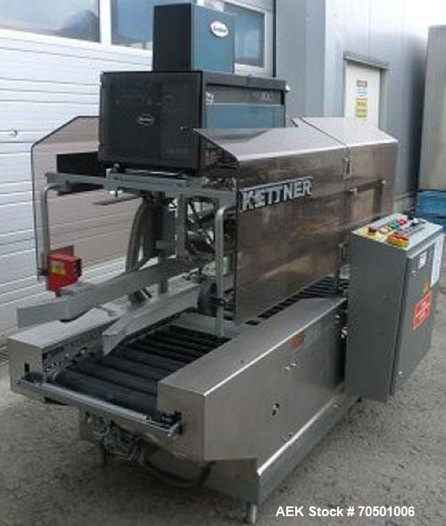Used-Kettner HD1800 Hot Melt Sealer