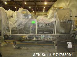 Used- Rockford Midland Corporation Hot Melt Glue Case Sealer, Model: F.H.M, Serial Number: 11004.