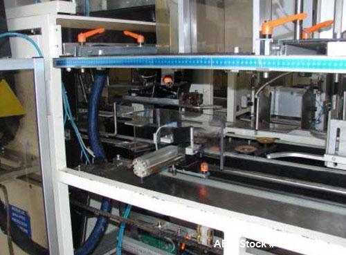 Used-Oli 410 D Case Packer