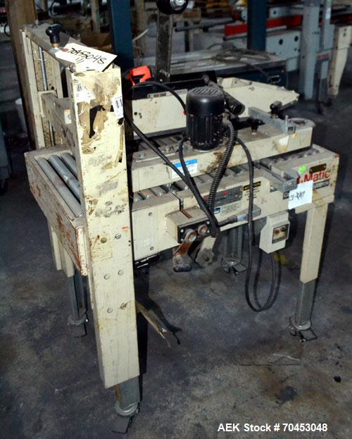 Used- 3M 12A-18600 SemiAuto Adjustable Top Case Taper capable of speeds up to 27 cpm depending on application and operator d...