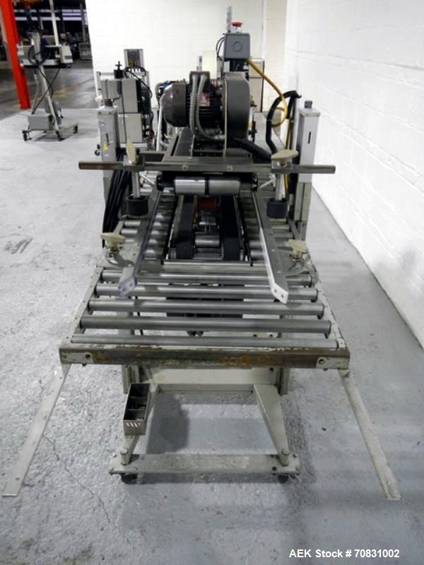 Used- 3M Model 7A, Type 278, Semi- Automatic Adjustable Top and Bottom Case Sealer