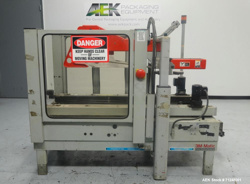 Used- 3M Model 800af Adjustable Case Sealer