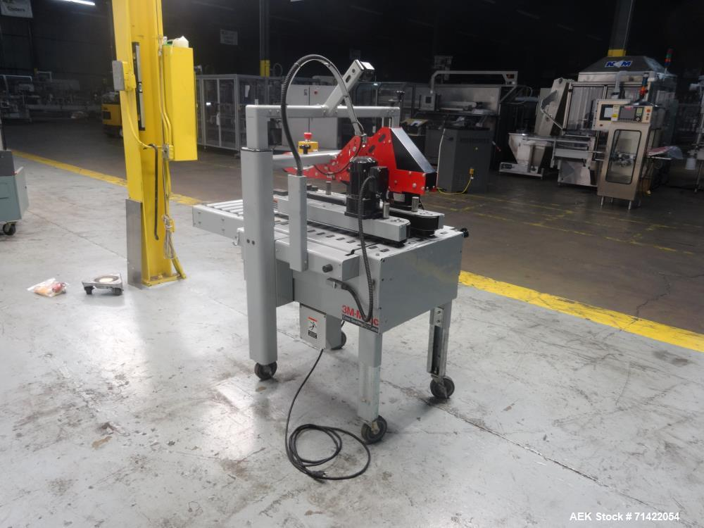 Used- 3M Model 800asb Case Sealer