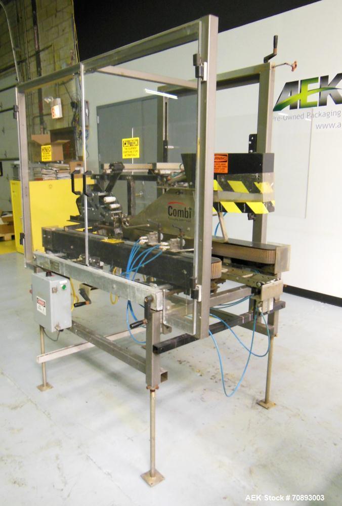 Used- Combi TBS100 FC Case Sealer