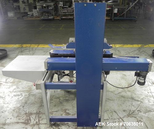 Used- Durable Packaging Model RM-32AS Top and Bottom Case Sealer