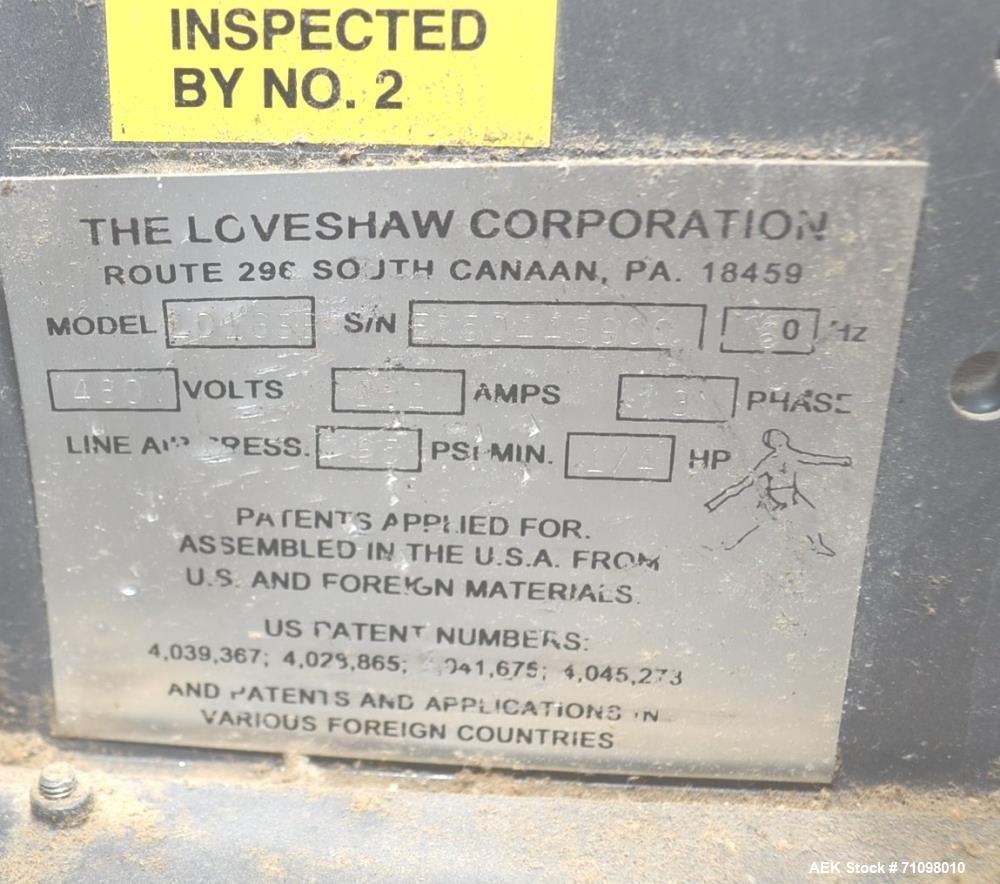 Used- Loveshaw Little David Top Case Sealer