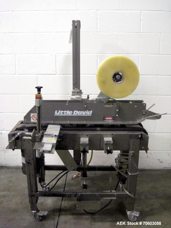 Used- Carbon Steel Little David Model LD19PT Box Taper.