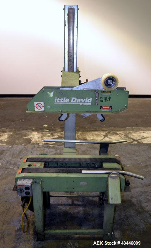 Used- Little David Top Only Case Taper, Model LD7D.
