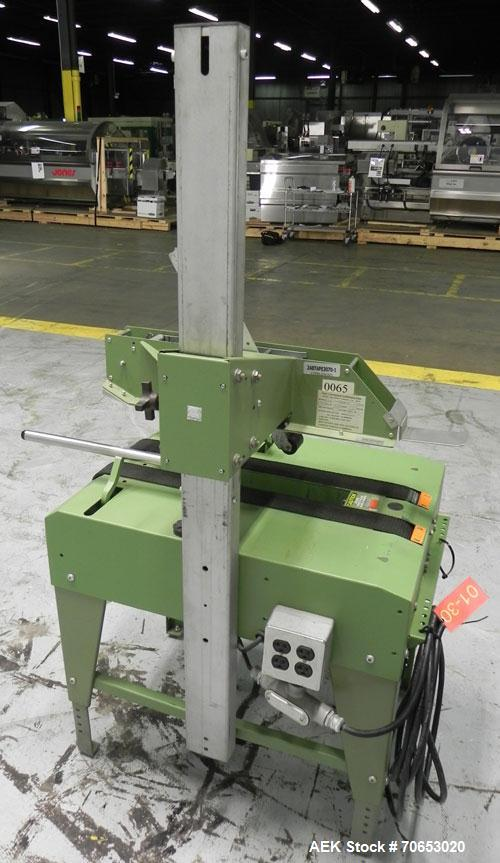 Used- Little David Model LD3E Top Tape Case Sealer
